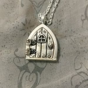 Hobbit House necklace